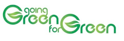 Going Green For Green Logo.  Photo: goinggreenforgreen.tv