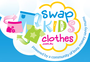 Swap Kids Clothes logo.