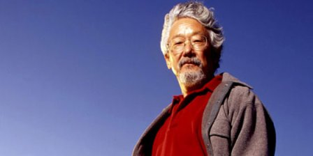 David Suzuki. Photo: CBC.ca.