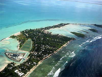Cook Islands Climate Change
