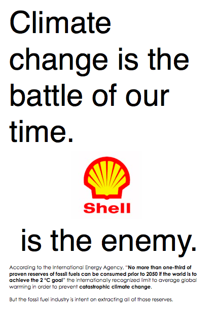 Climate Enemies - Shell