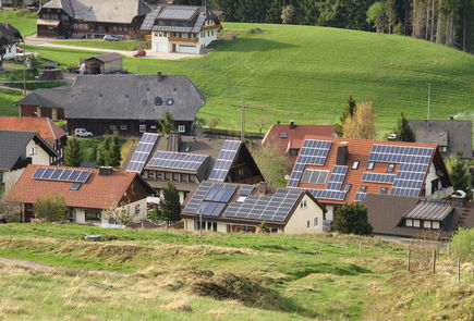 Section of the German village of Bernau im Schwarzwald.  Source: Inside Climate News.